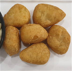 Foto Chili cheese nuggets 6 stuks